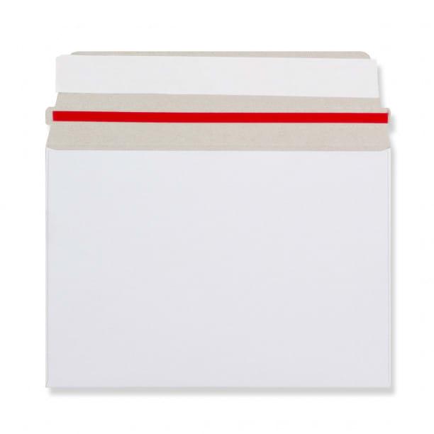 C6 WHITE ALL BOARD WALLET ENVELOPES