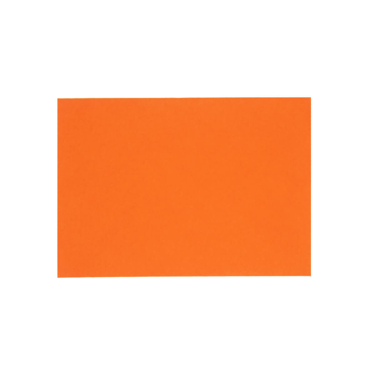 ORANGE 70 x 100 mm GIFT TAG ENVELOPE (i2)