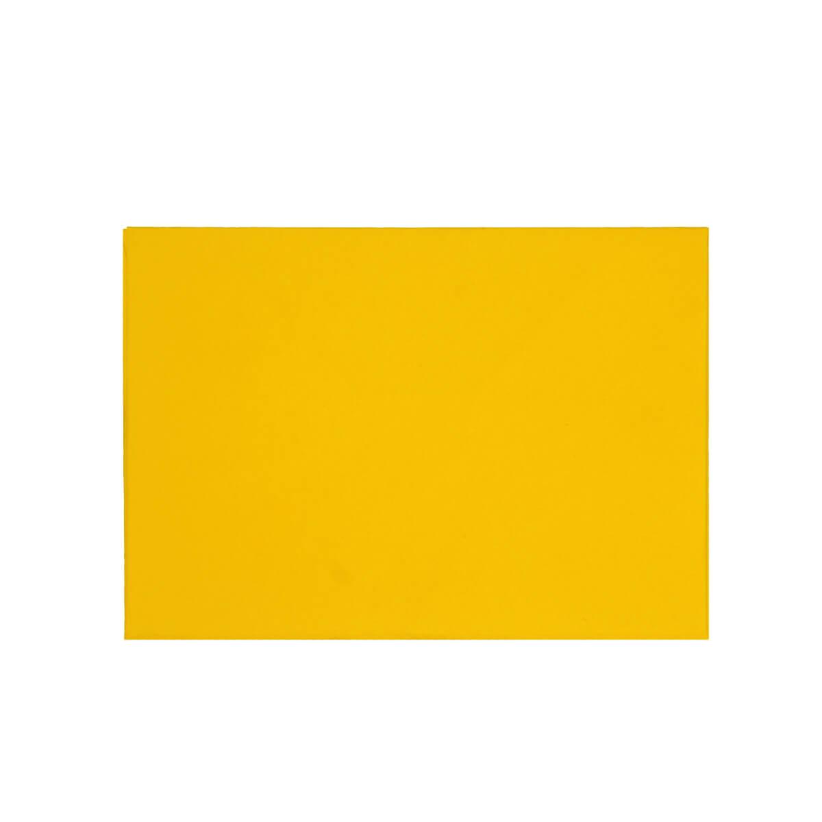 DAFFODIL YELLOW 70 x 100 mm GIFT TAG ENVELOPE (i2)