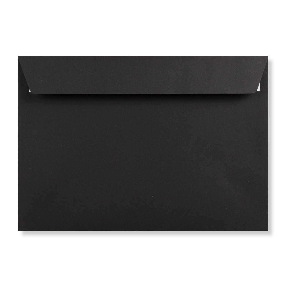 C5 BLACK PEEL AND SEAL ENVELOPES