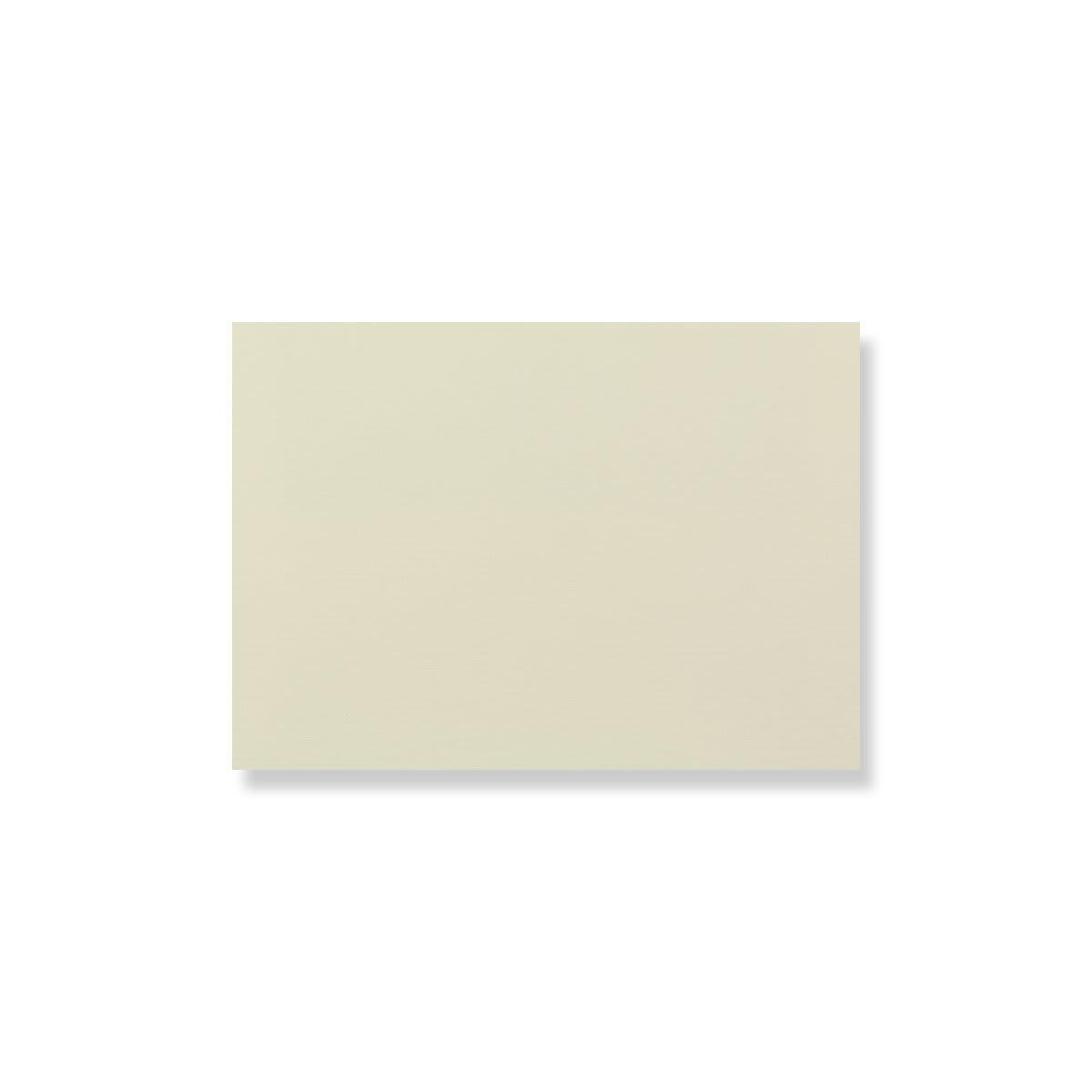 130 x 180mm PALE YELLOW LINEN ANNOUNCEMENT ENVELOPES