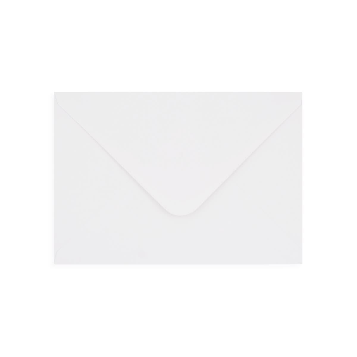 WHITE 133 x 184 mm ENVELOPES 130gsm (i8)