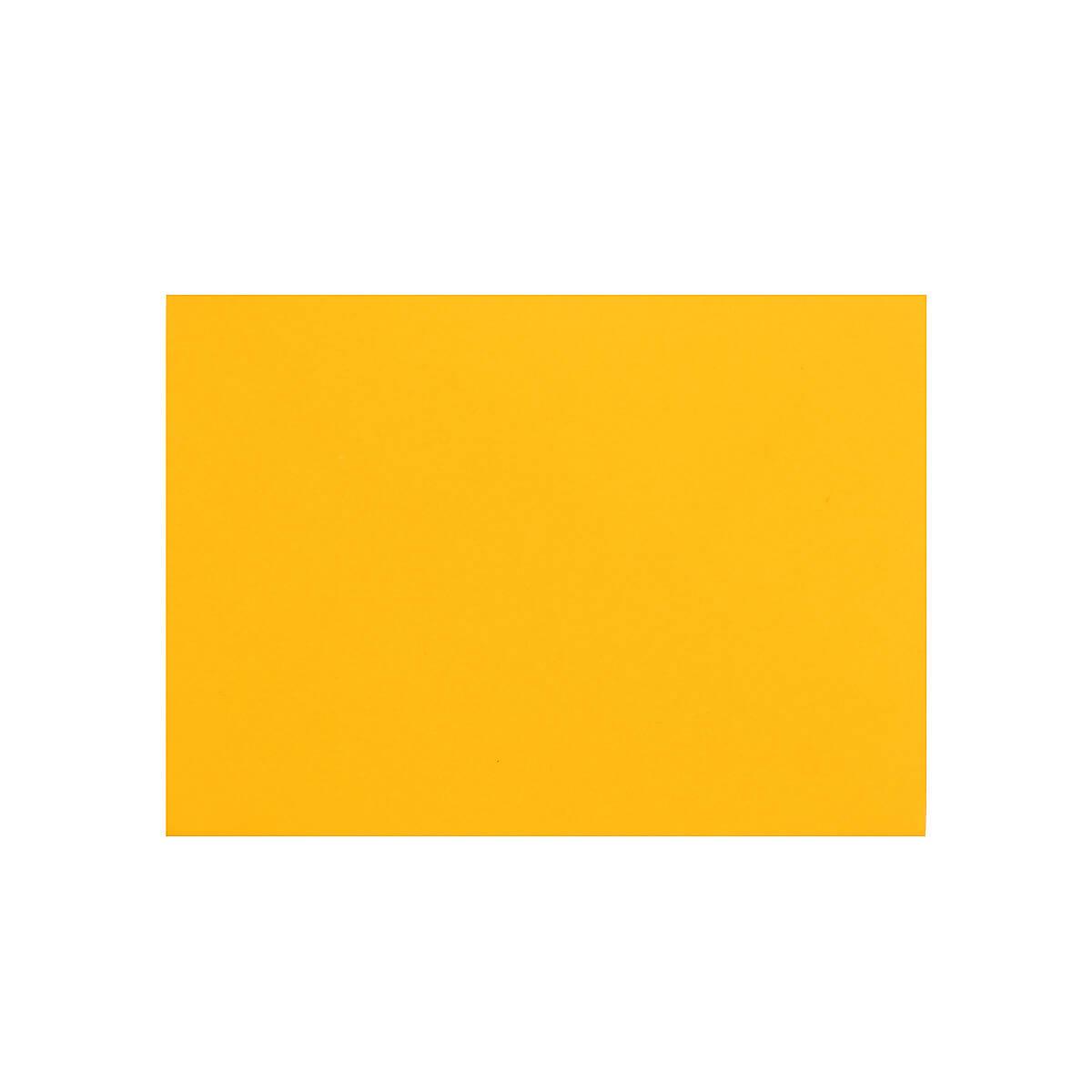 SUNFLOWER YELLOW 125 x 175mm ENVELOPES