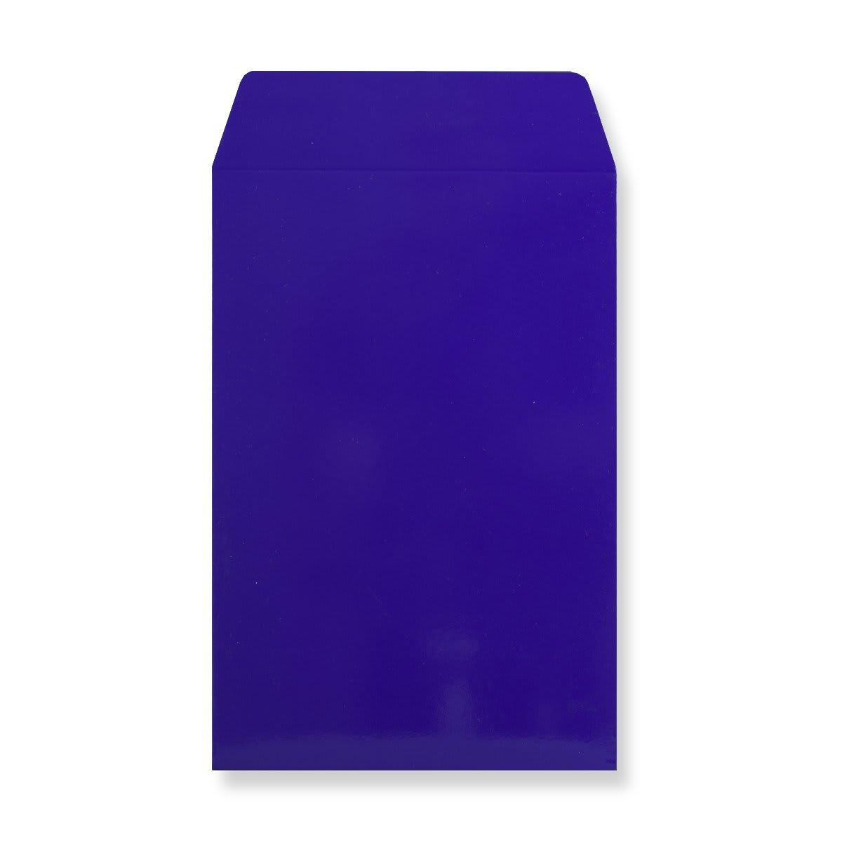 C5 BLUE ALL BOARD ENVELOPES
