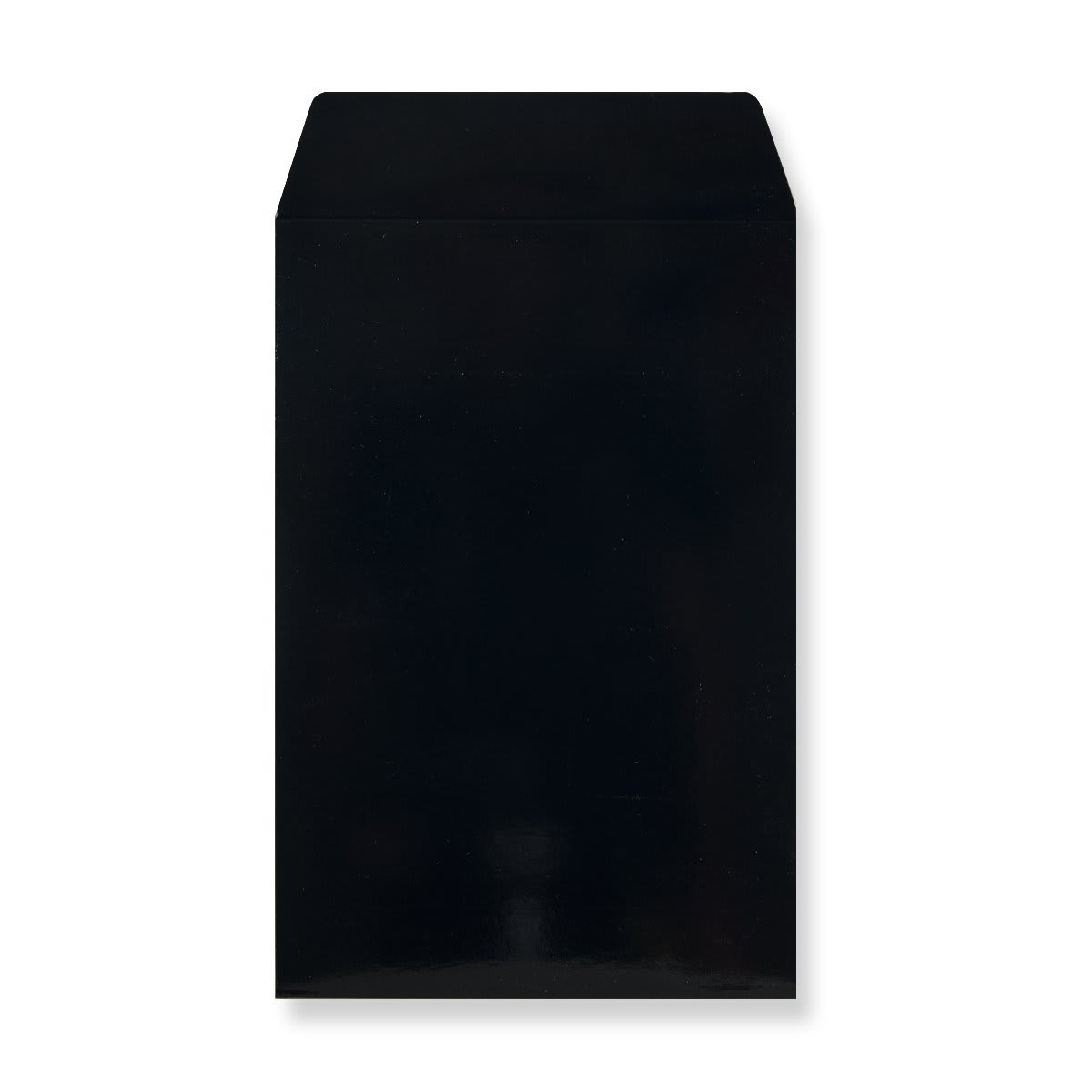 C5 BLACK ALL BOARD ENVELOPES