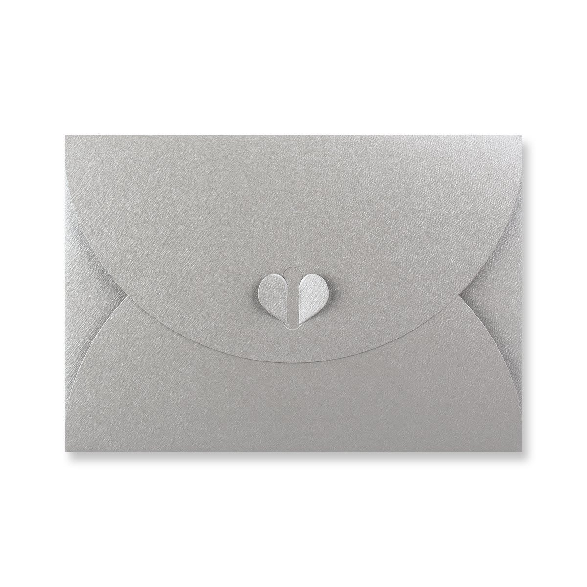 C5 SILVER BUTTERFLY ENVELOPES