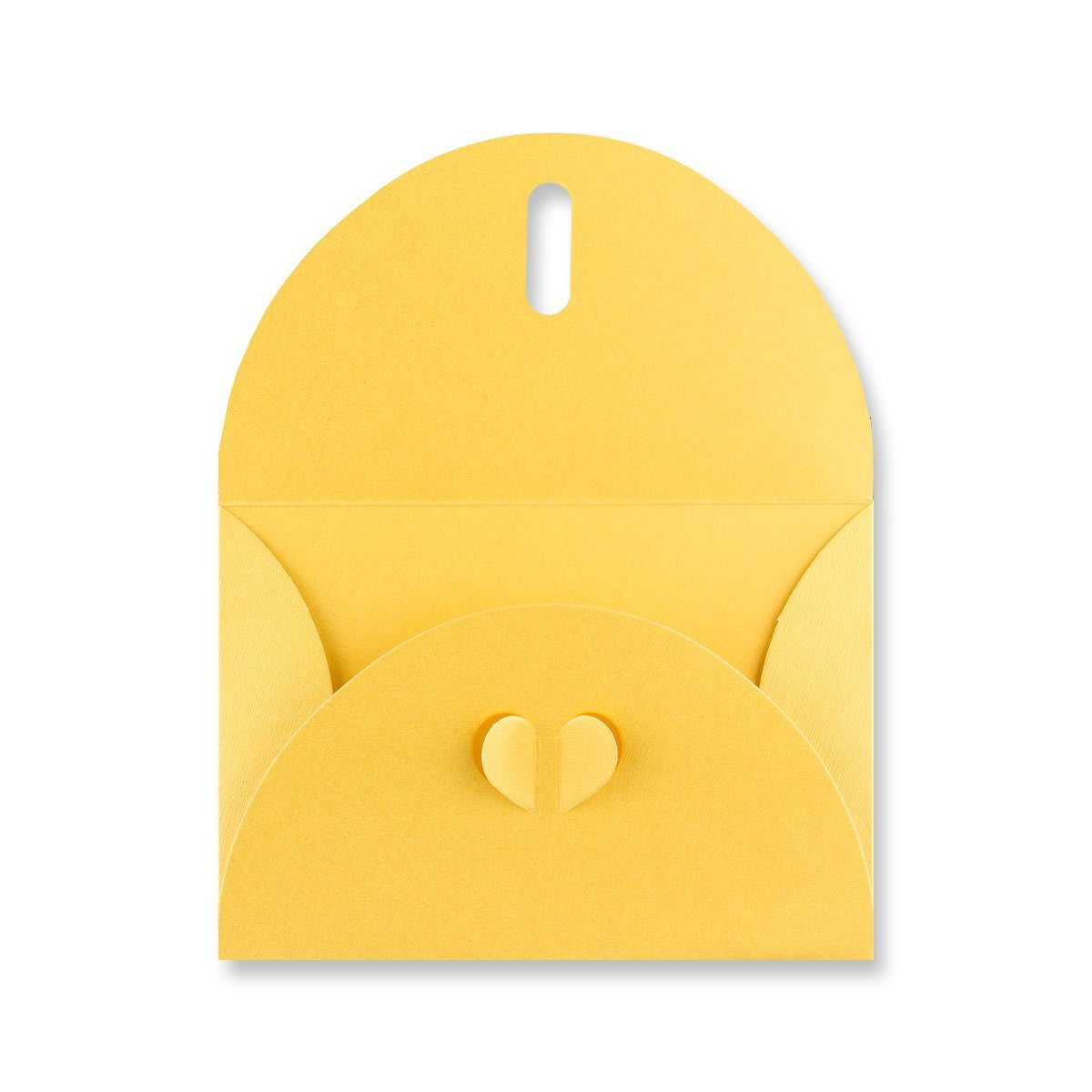 C6 GOLDEN YELLOW BUTTERFLY ENVELOPES