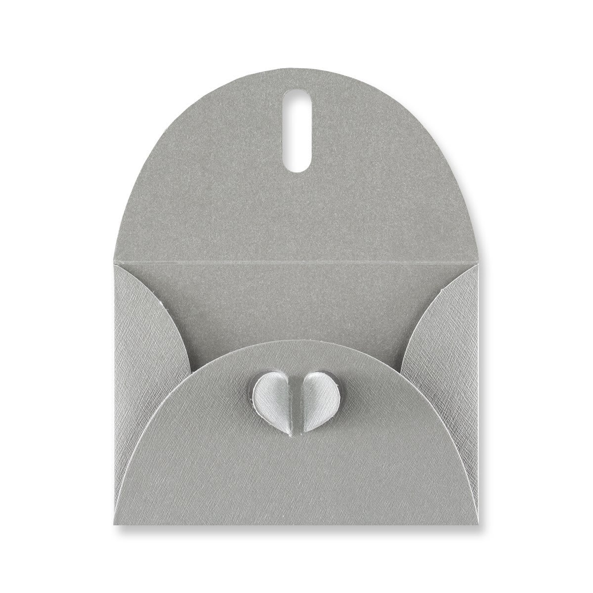 C7 SILVER BUTTERFLY ENVELOPES
