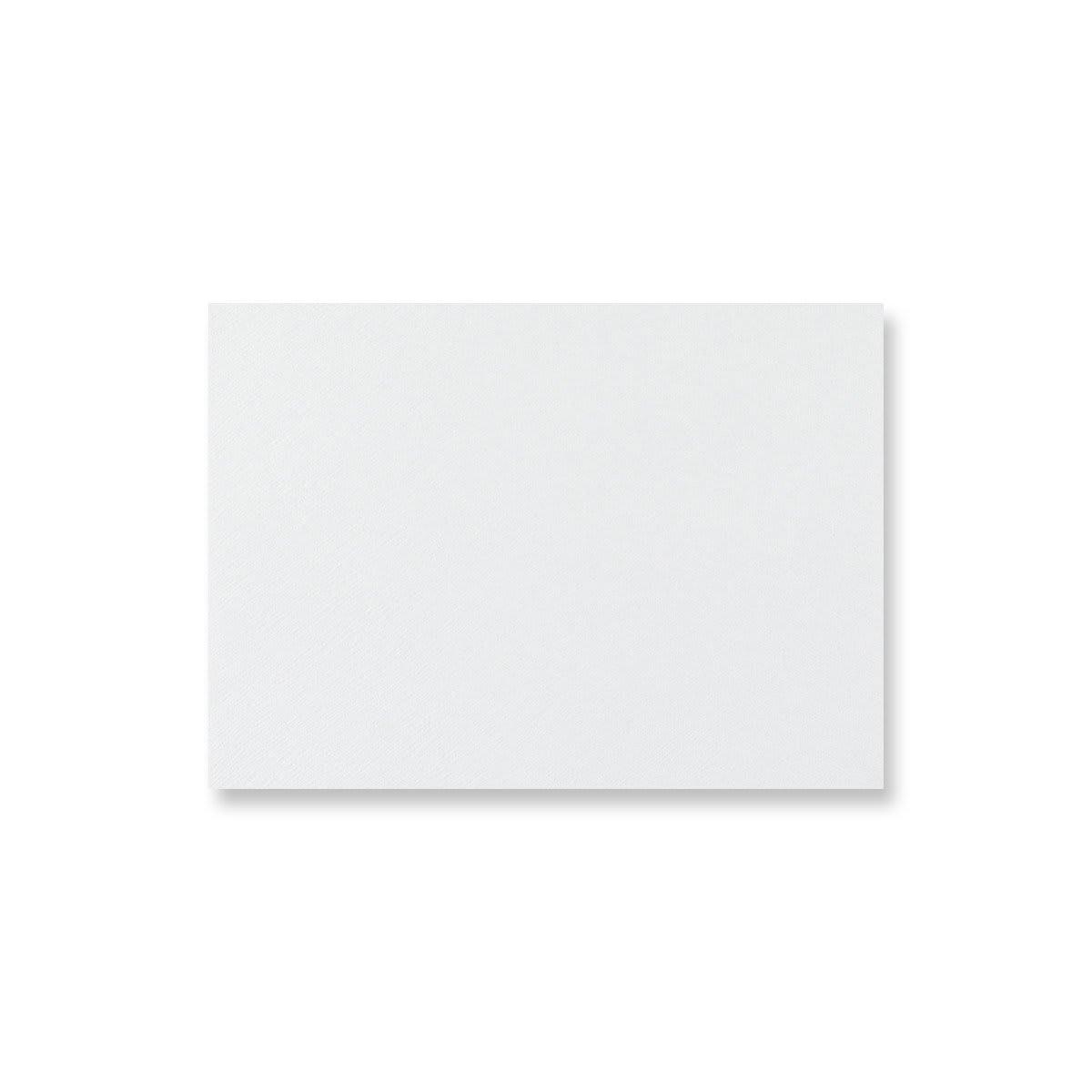 C7 WHITE BUTTERFLY ENVELOPES