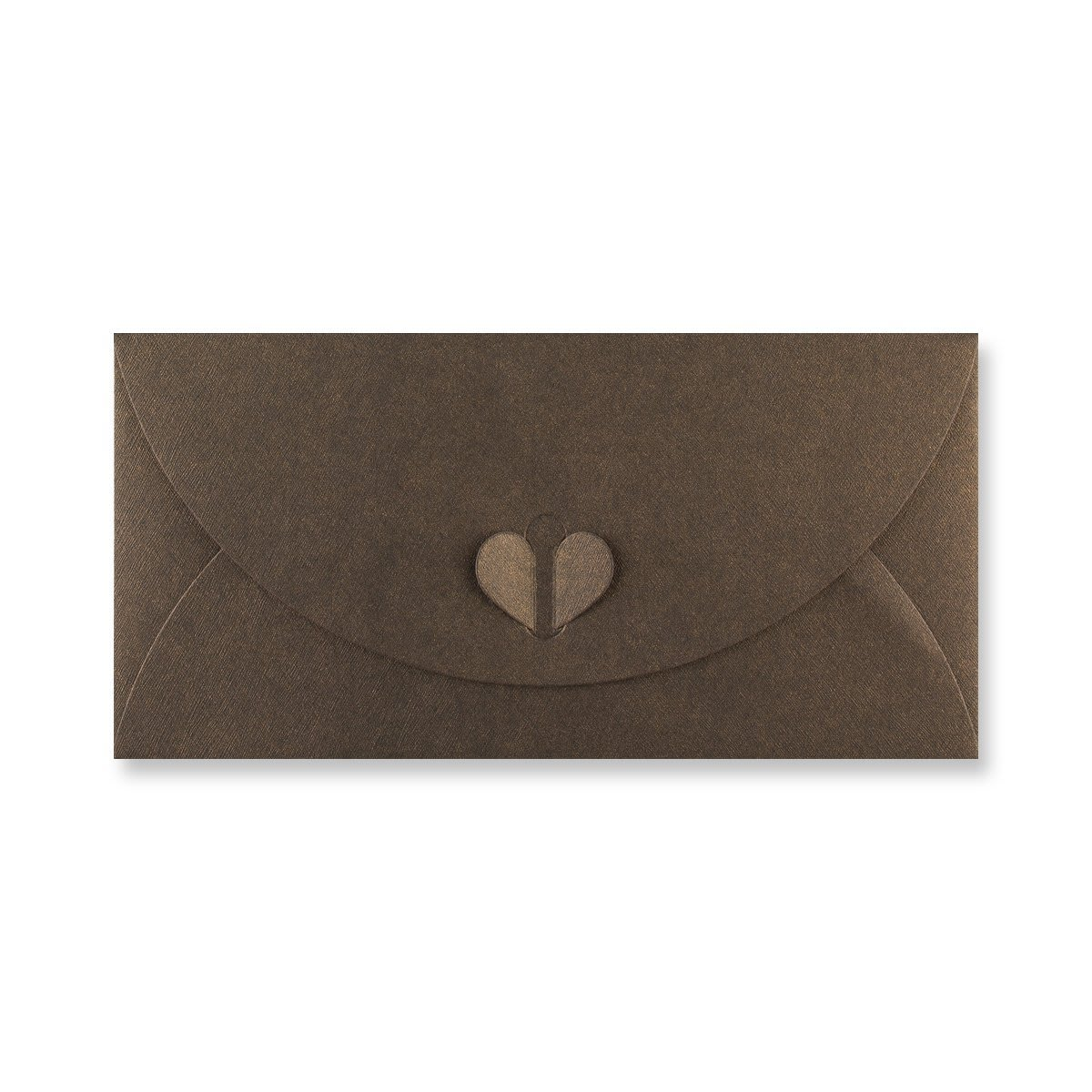 DL BRONZE BUTTERFLY ENVELOPES