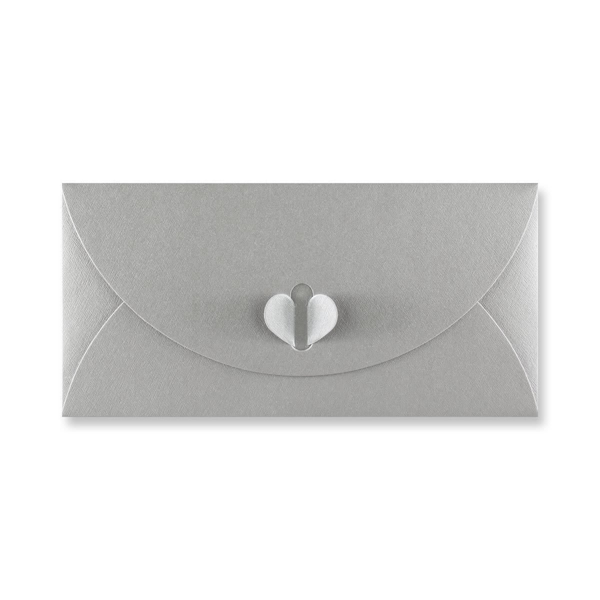 DL SILVER BUTTERFLY ENVELOPES