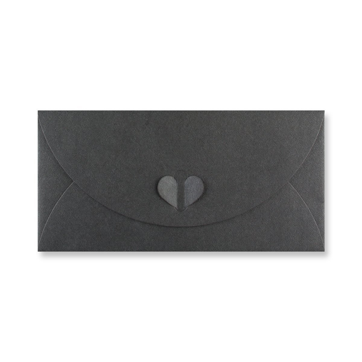 DL SLATE GREY BUTTERFLY ENVELOPES