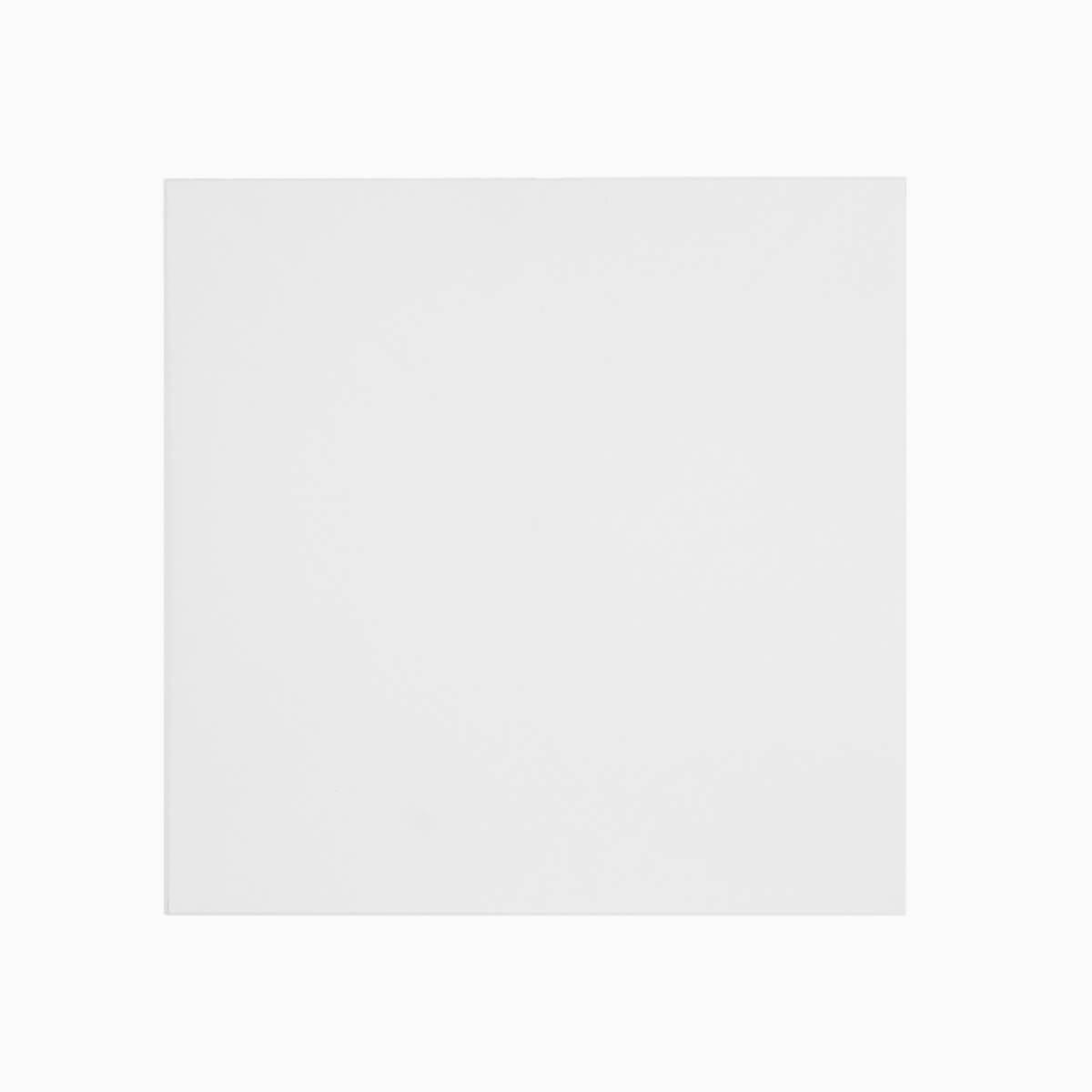WHITE 200mm SQUARE ENVELOPE