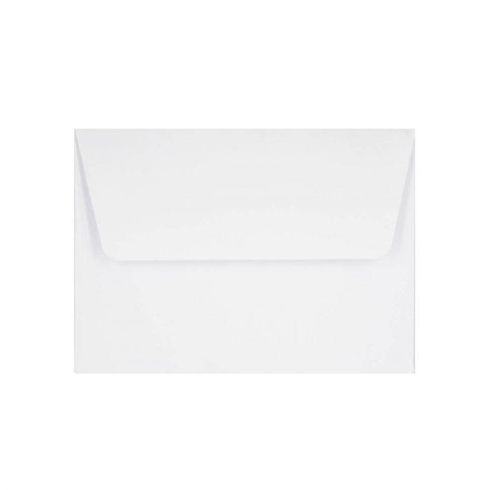 C7 WHITE PEEL & SEAL ENVELOPES 120GSM