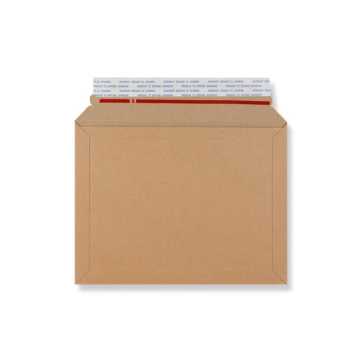 MANILLA CAPACITY BOOK MAILER 321 X 467 MM (400 gsm)
