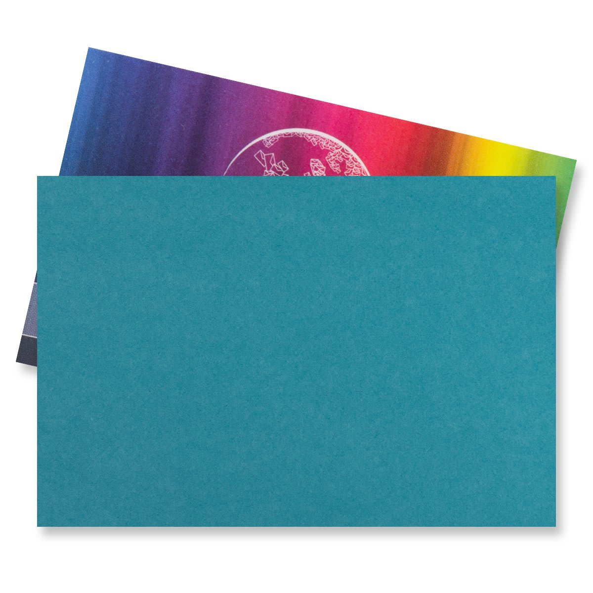 62 x 94MM BLUE V-FLAP PEEL AND SEAL ENVELOPES