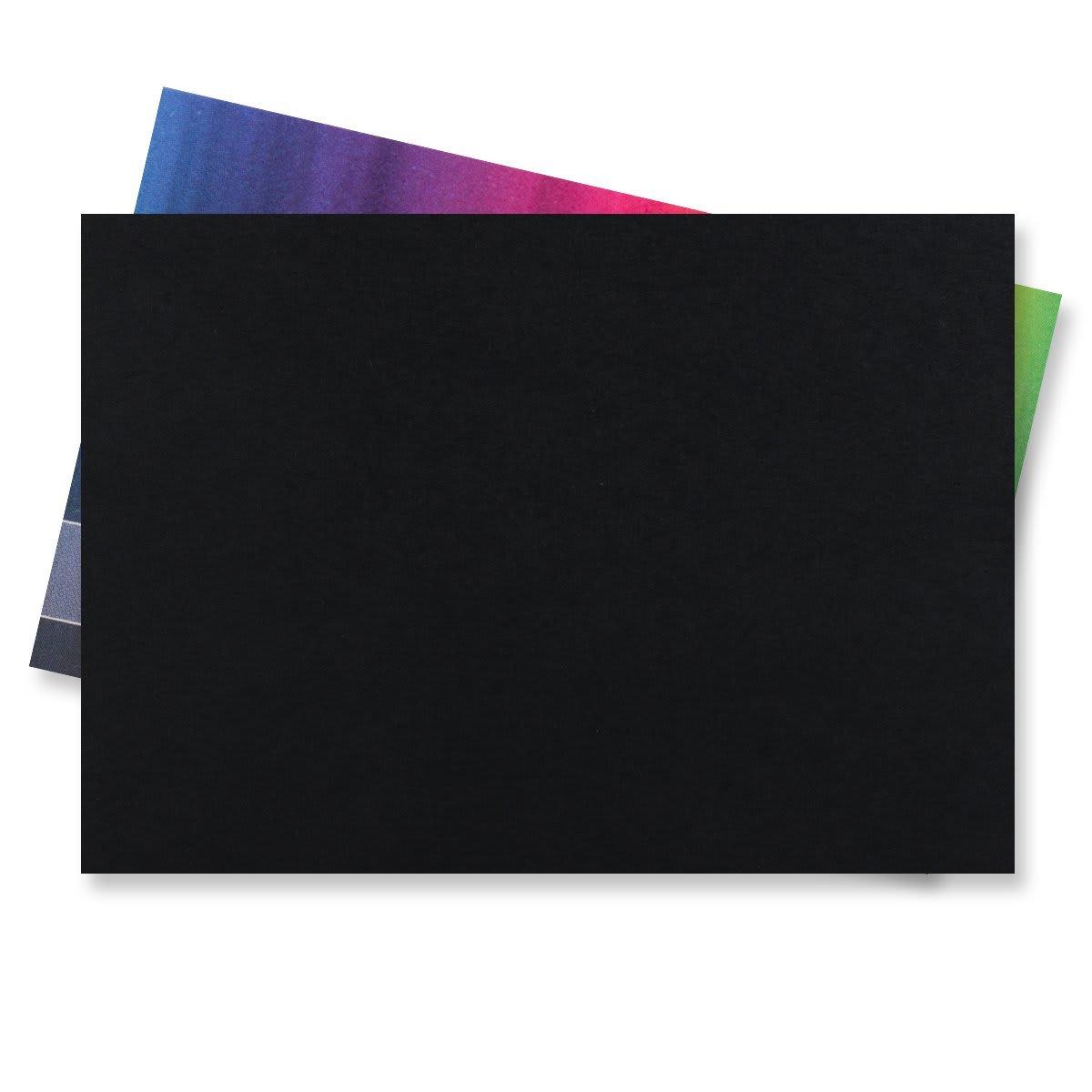 62 x 94MM BLACK V-FLAP PEEL AND SEAL ENVELOPES