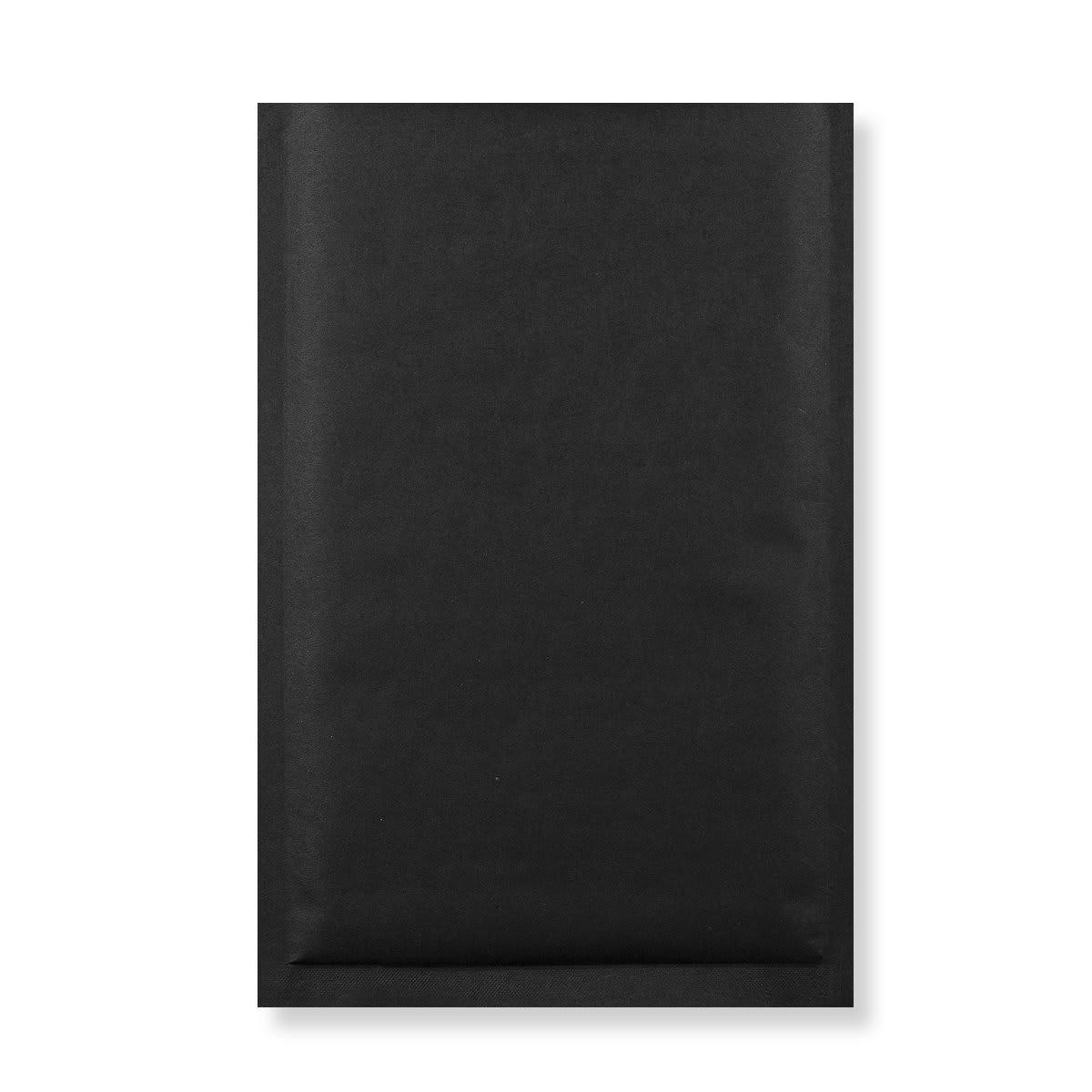 C5 + BLACK PADDED BUBBLE ENVELOPES (250 x 180MM)