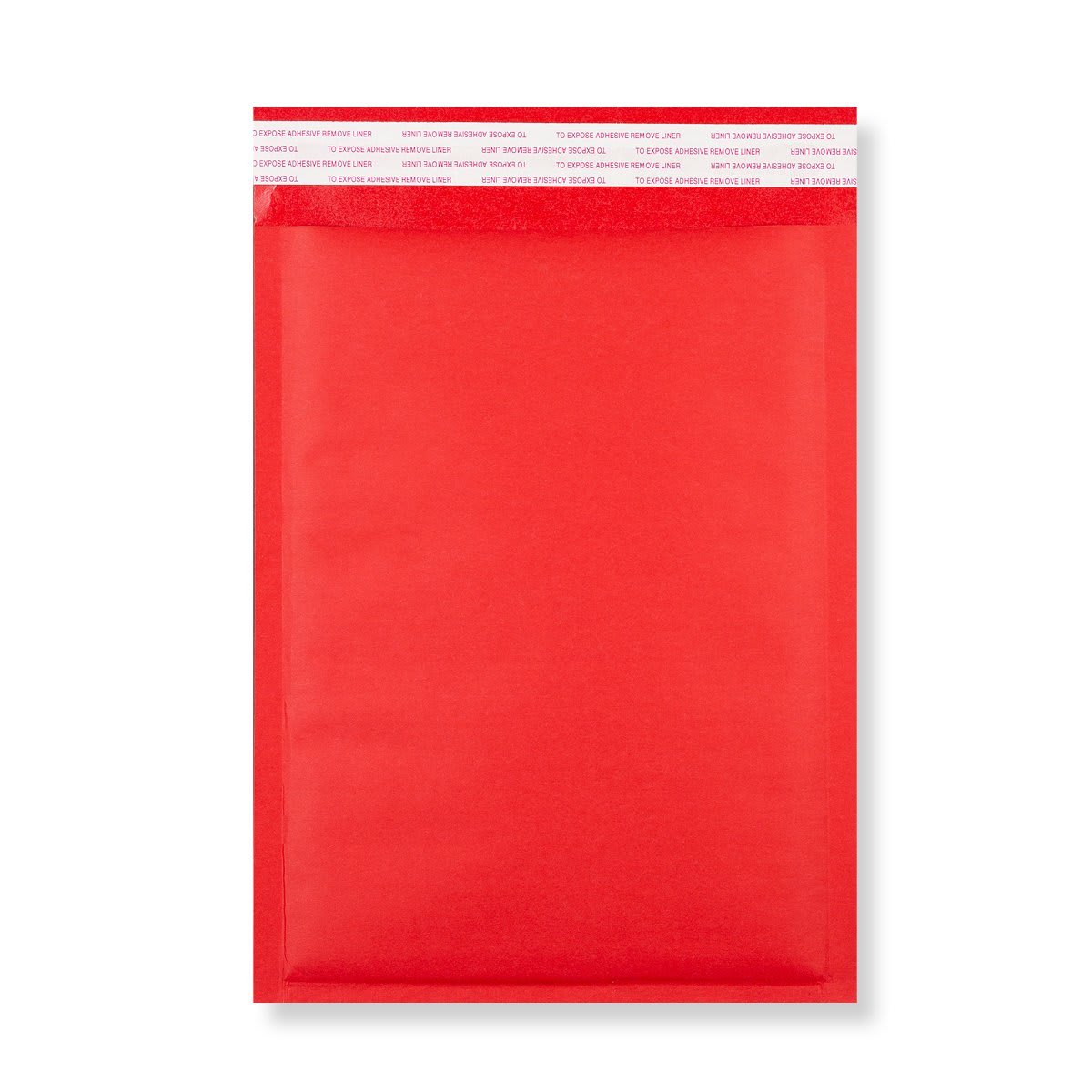 C5 + RED PADDED BUBBLE ENVELOPES (250 x 180MM)