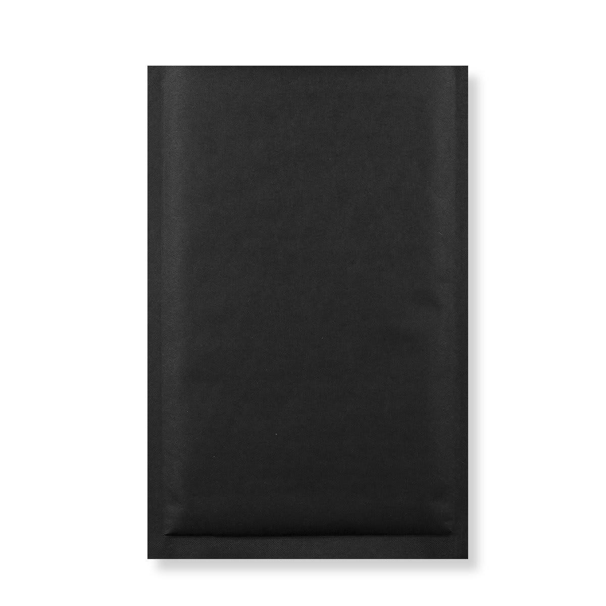 350 x 250MM BLACK PADDED BUBBLE ENVELOPES