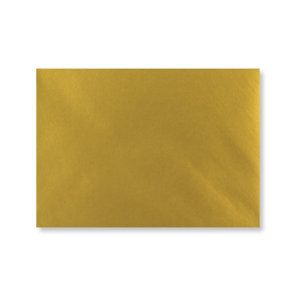 C6 METALLIC GOLD ENVELOPES (NEW SHADE)