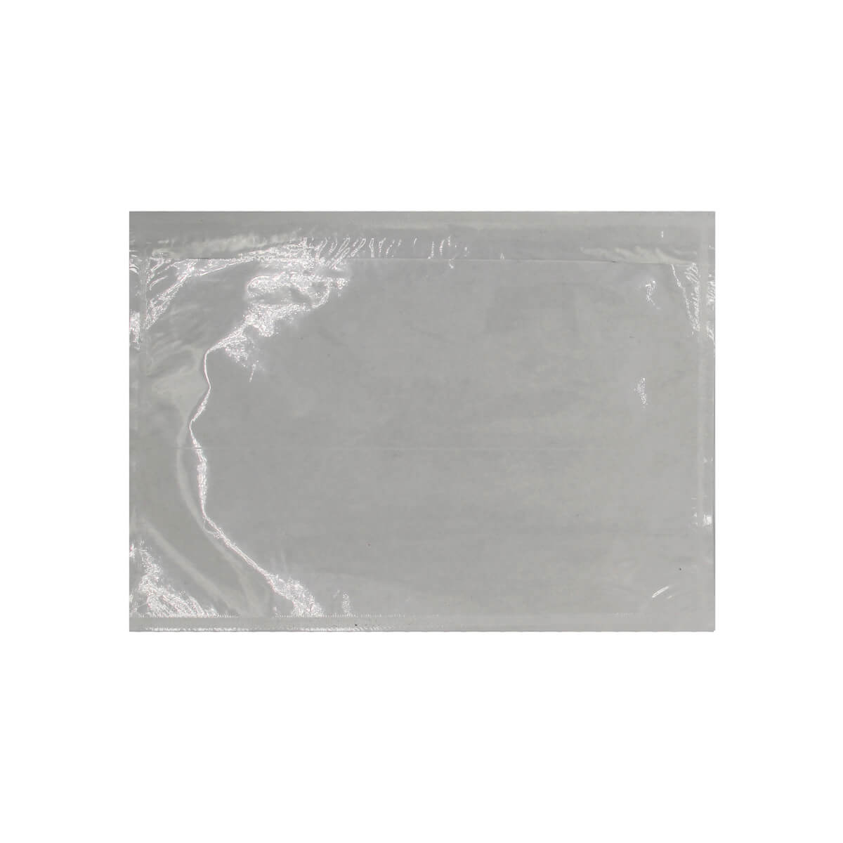 C6 CLEAR DOCUMENTS ENCLOSED WALLETS (114 x 162mm)
