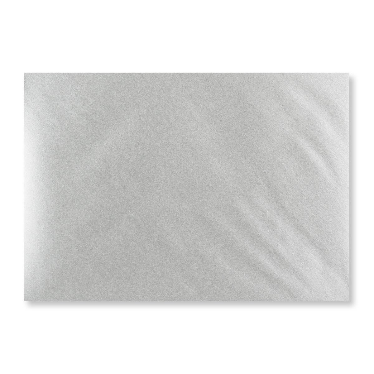 C5 METALLIC SILVER ENVELOPES