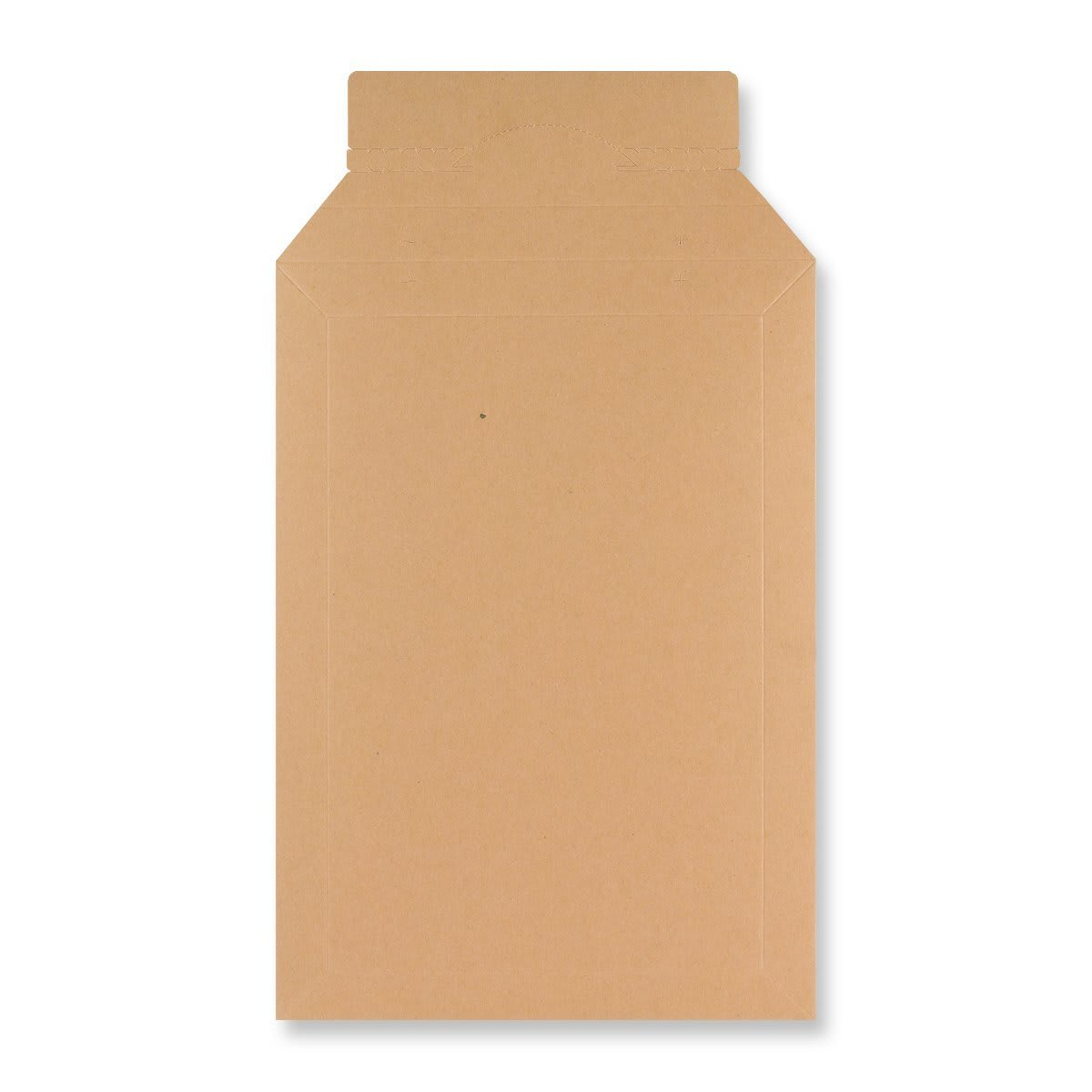 370 x 285mm SOLID MANILLA ALL BOARD MAILER ENVELOPES