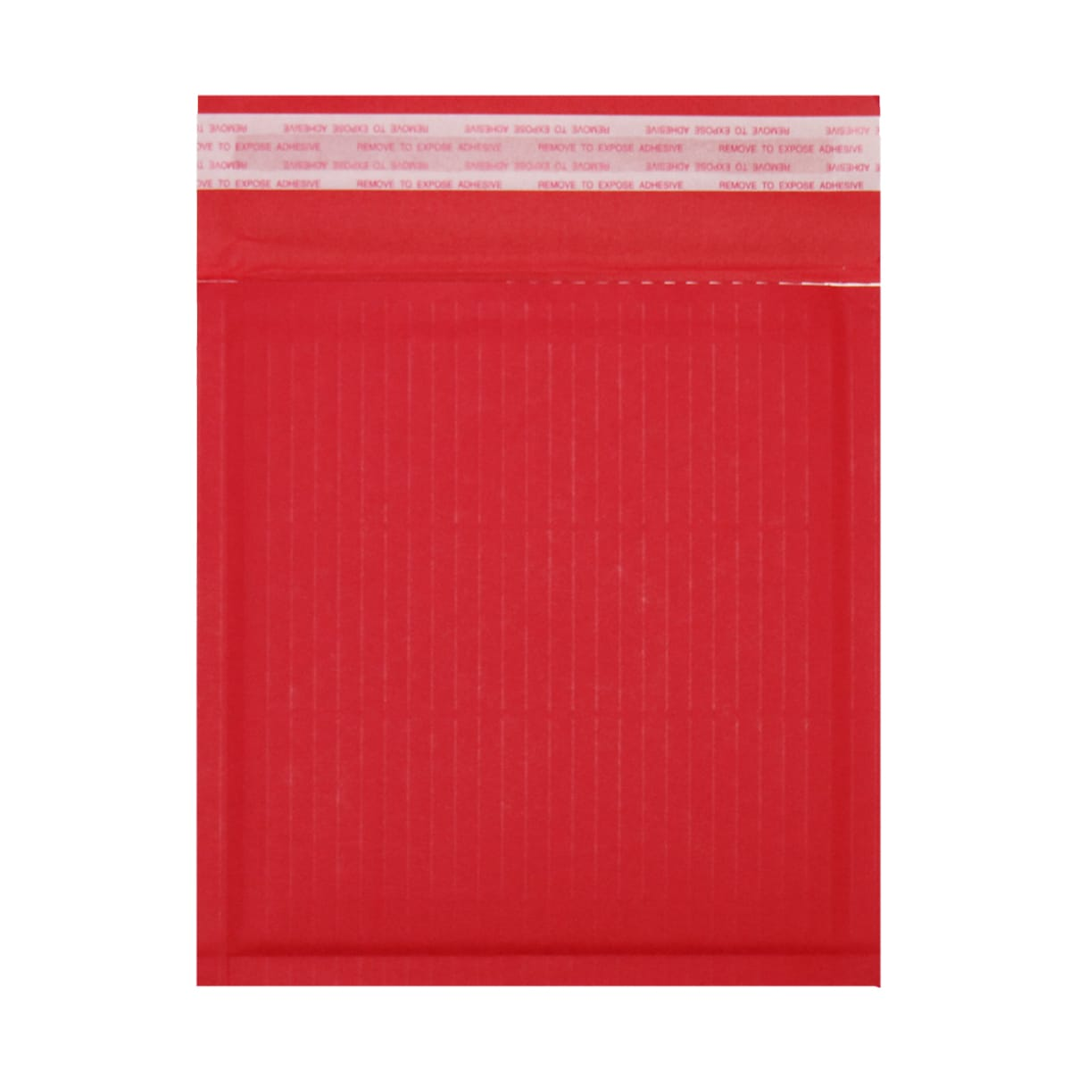 180 x 165mm RED PAPER PADDED ENVELOPES