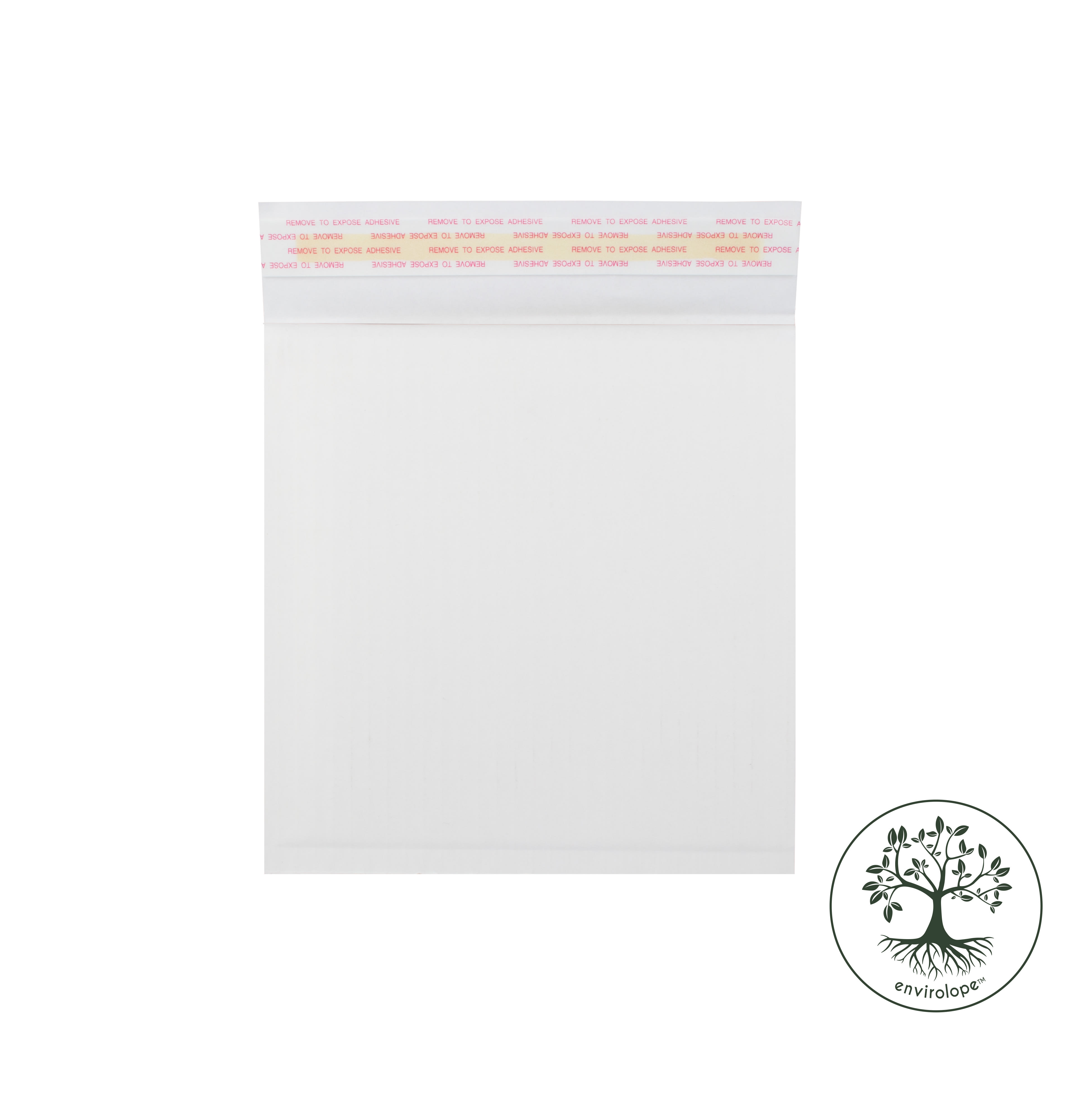 180 x 165mm WHITE PAPER PADDED ENVELOPES