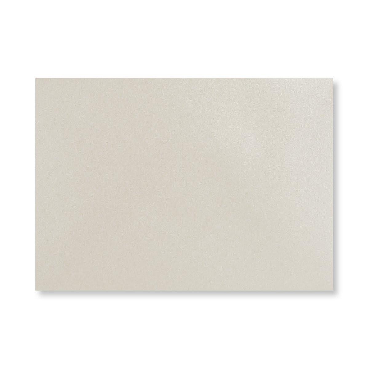 PEARLESCENT OYSTER WHITE 125 x 175 mm ENVELOPES (i6)