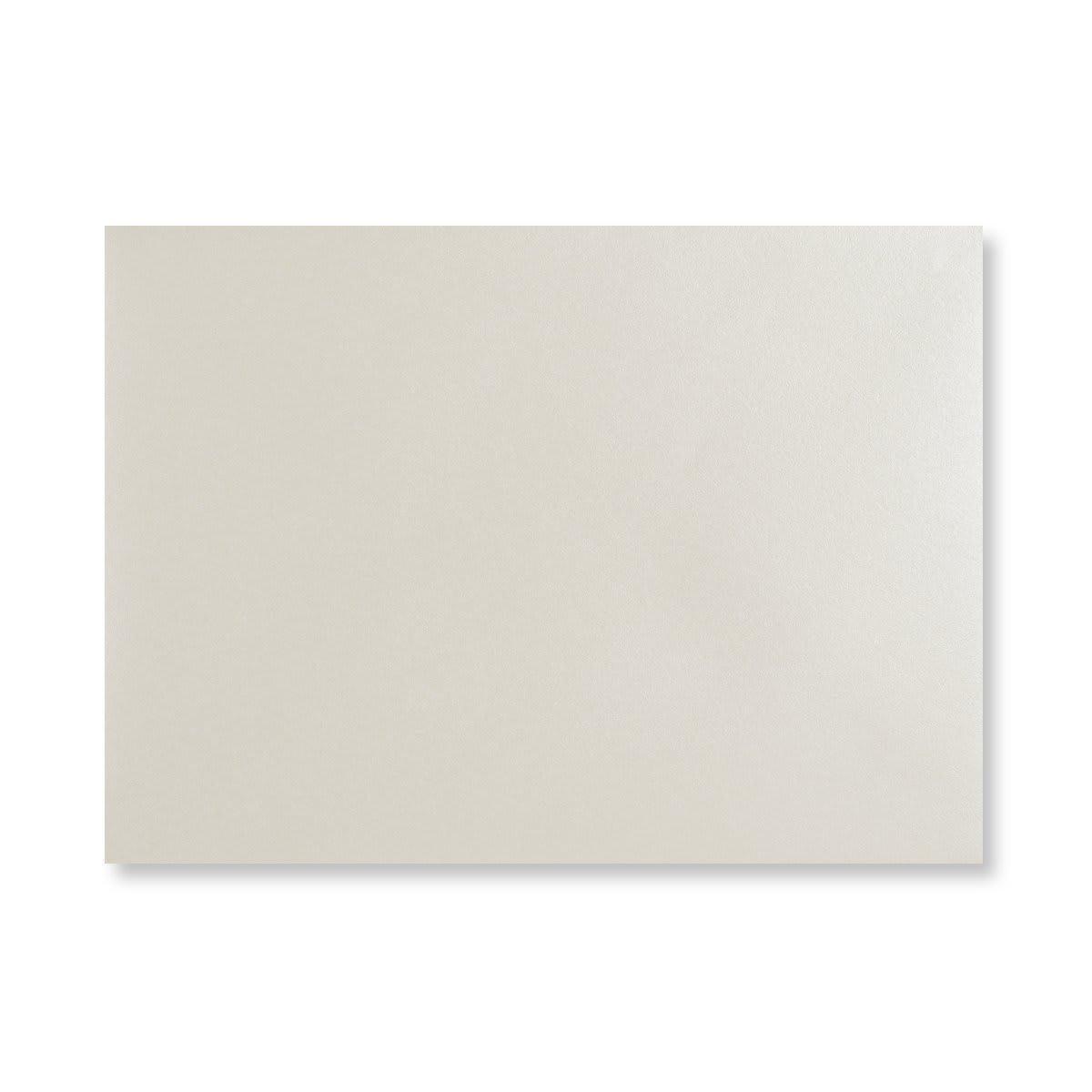 PEARLESCENT OYSTER WHITE 133 x 184mm ENVELOPES (i8)