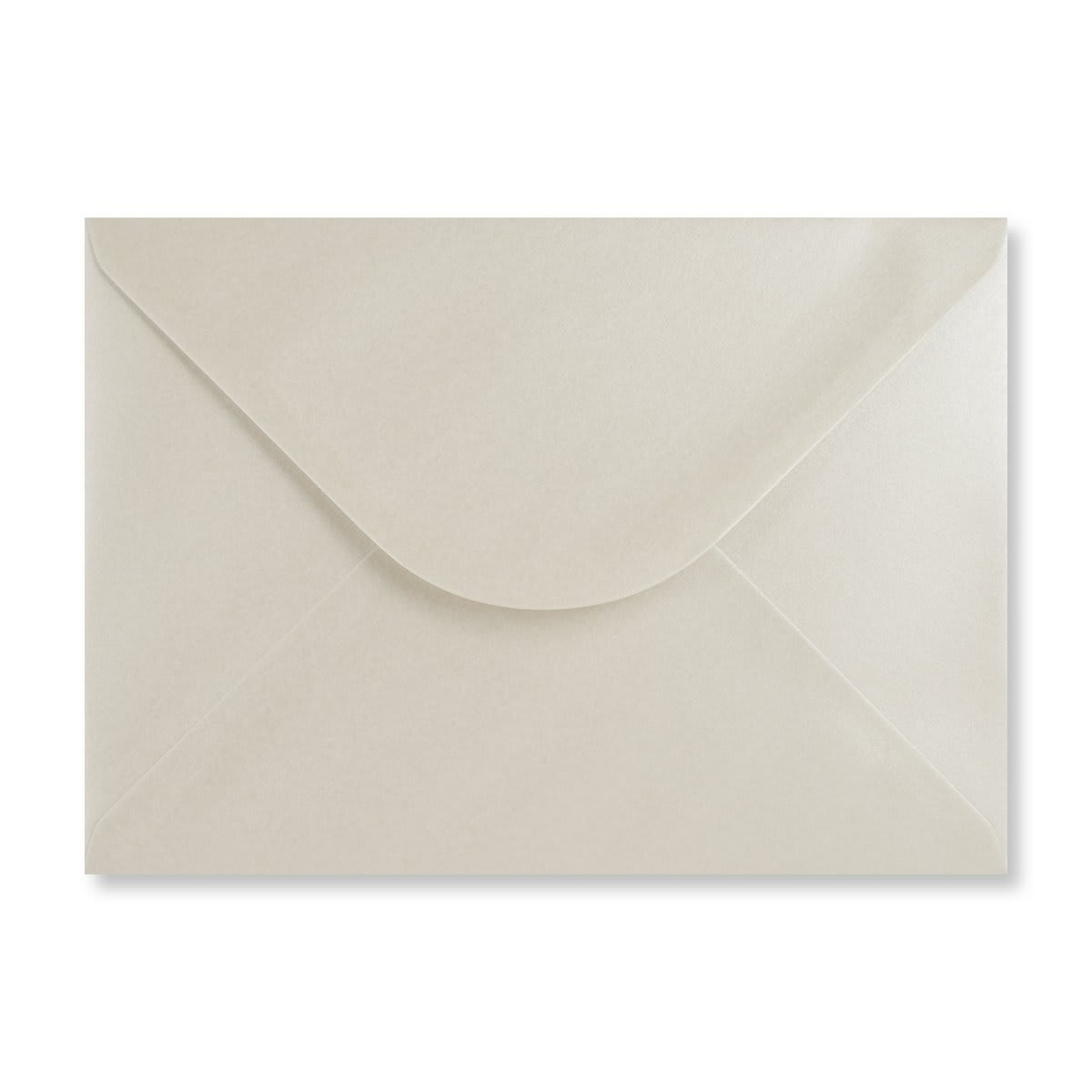 C5 PEARL OYSTER WHITE ENVELOPE