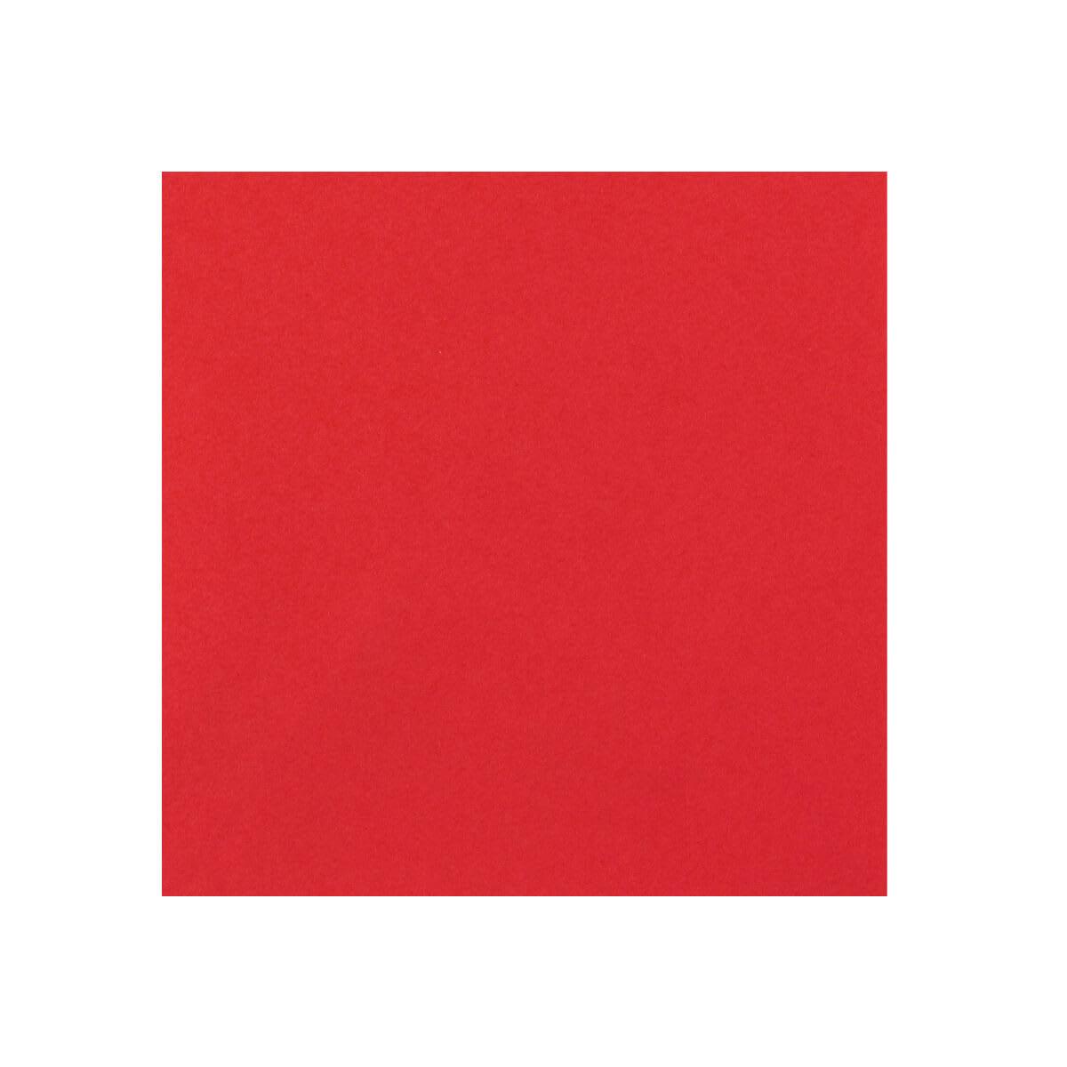 110 x 110mm BRIGHT RED ENVELOPES