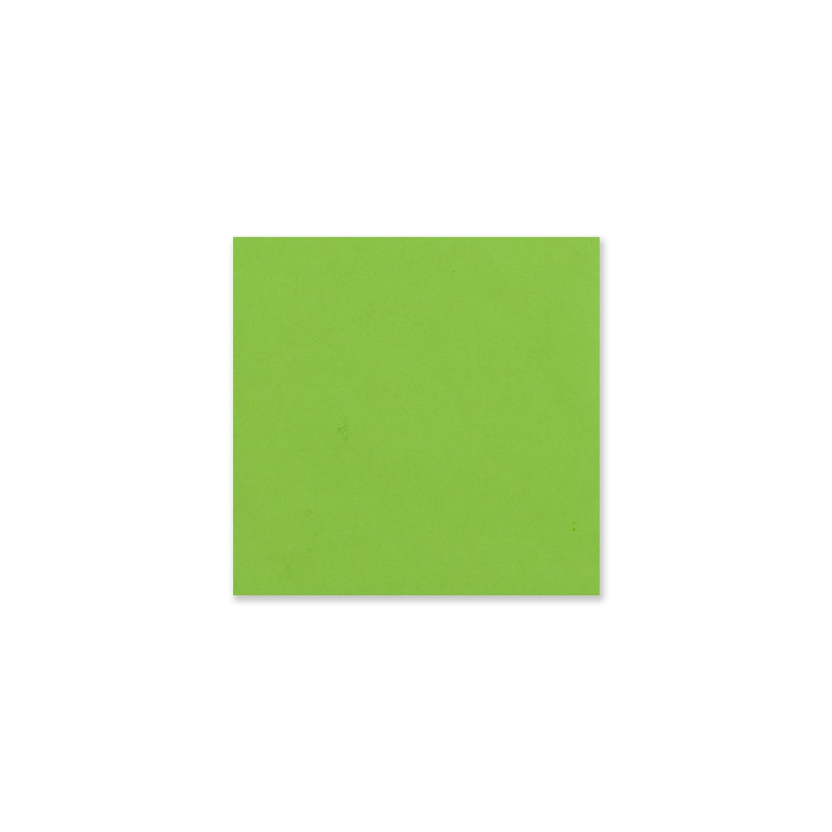 110 x 110mm MID GREEN ENVELOPES