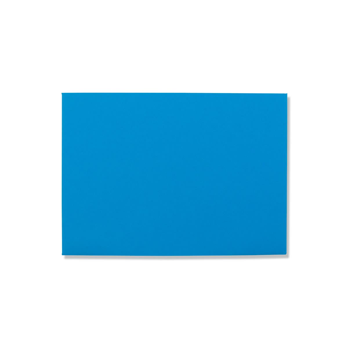 BRIGHT BLUE 125 x 175mm ENVELOPES 120GSM