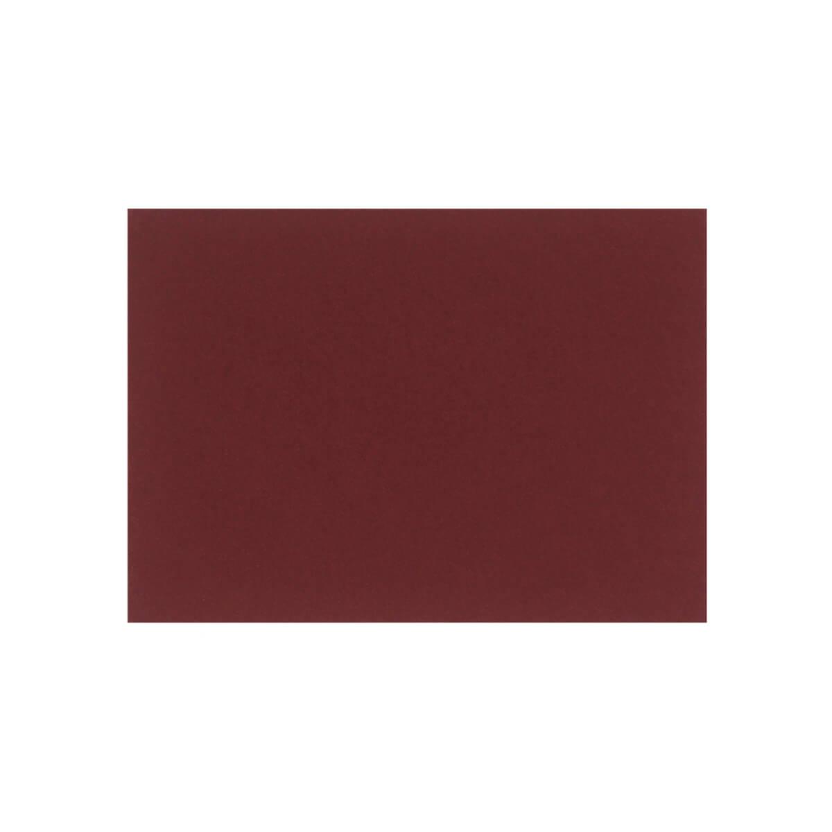 BURGUNDY 125 x 175mm ENVELOPES