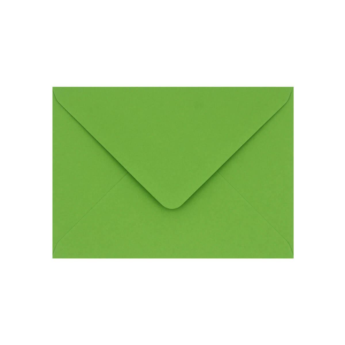 MID GREEN 125 x 175mm ENVELOPES