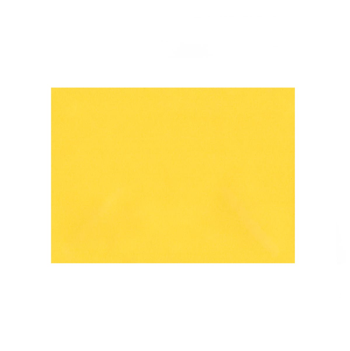 MID YELLOW 125 x 175 mm ENVELOPES 120GSM
