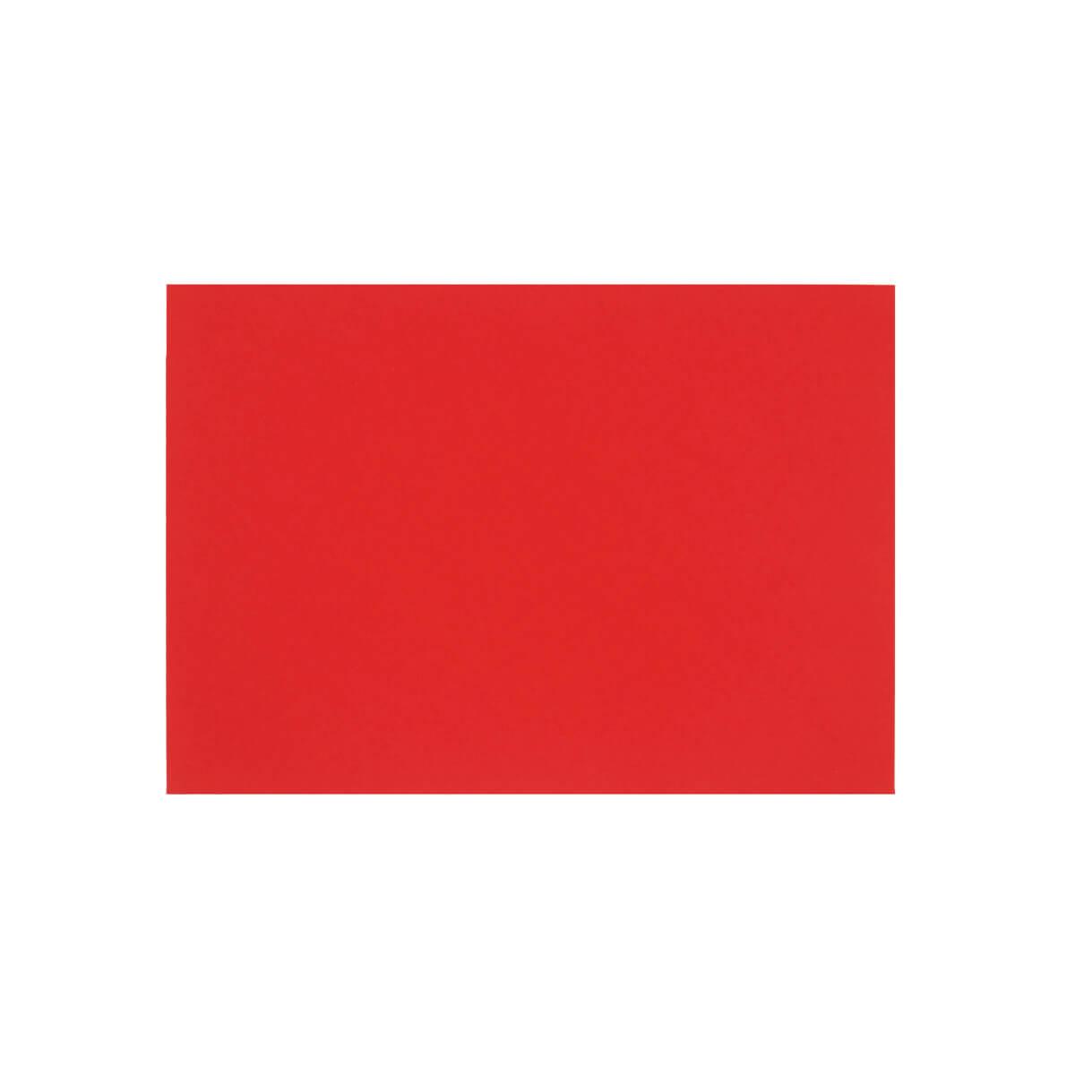 BRIGHT RED 152 x 216mm ENVELOPES 120GSM