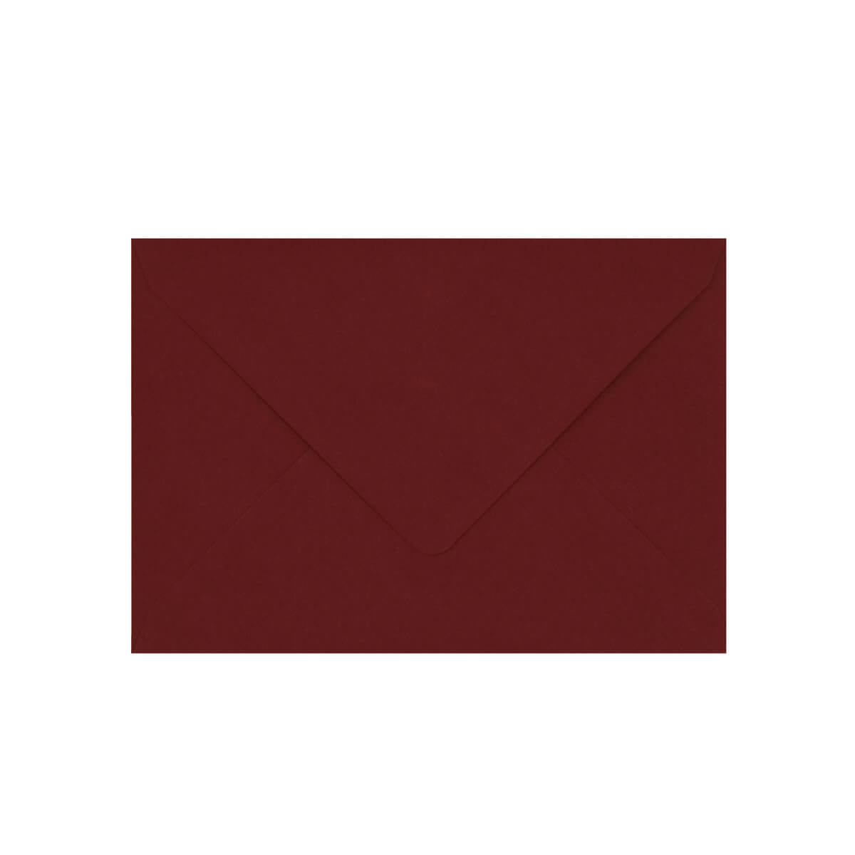 BURGUNDY 152 x 216mm ENVELOPES 120GSM