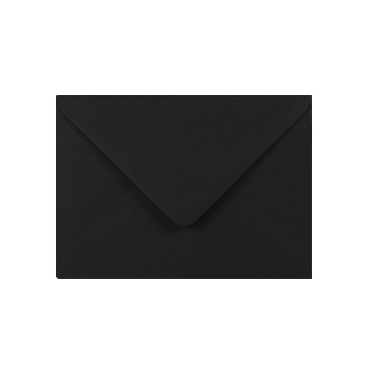 C4 BLACK ENVELOPES 120GSM