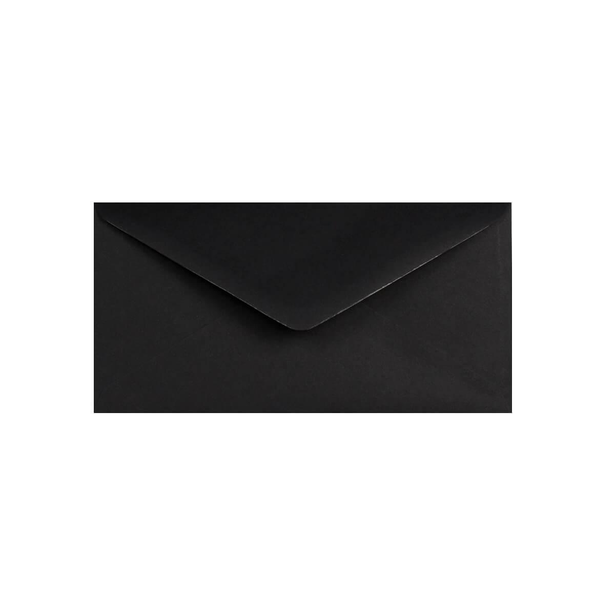DL BLACK ENVELOPES 120GSM