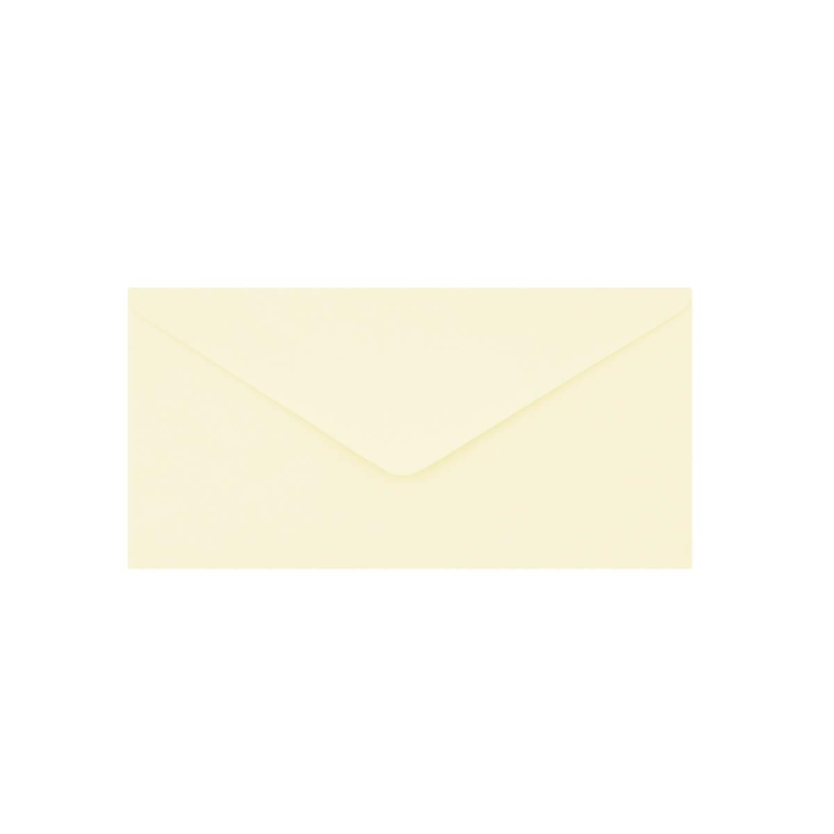 DL IVORY ENVELOPES 120GSM