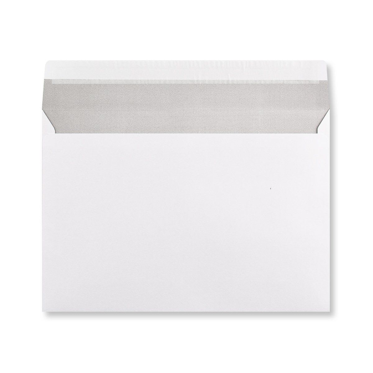 C5 WHITE WALLET PEEL AND SEAL WINDOW 120GSM GREY WASH OPAQUE