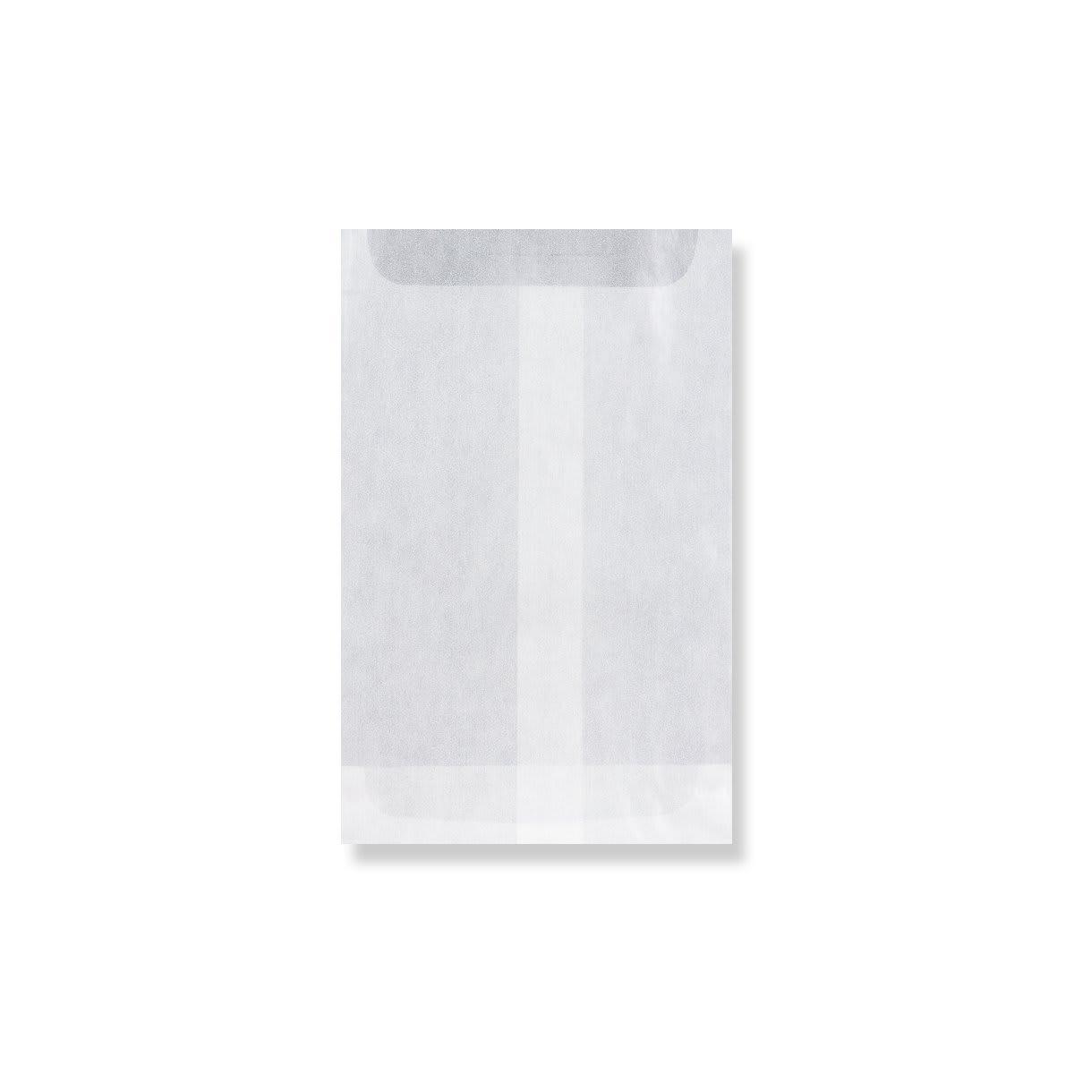 145 x 105 MM GLASSINE ENVELOPES