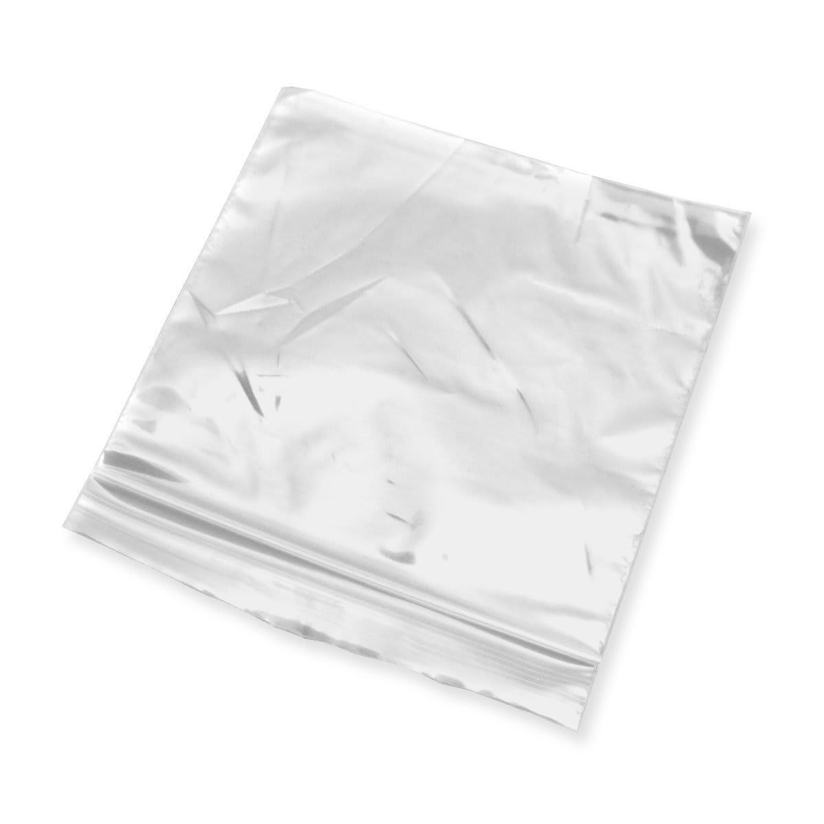 PLAIN POLYTHENE GRIP SEAL BAGS (90 x 115mm)