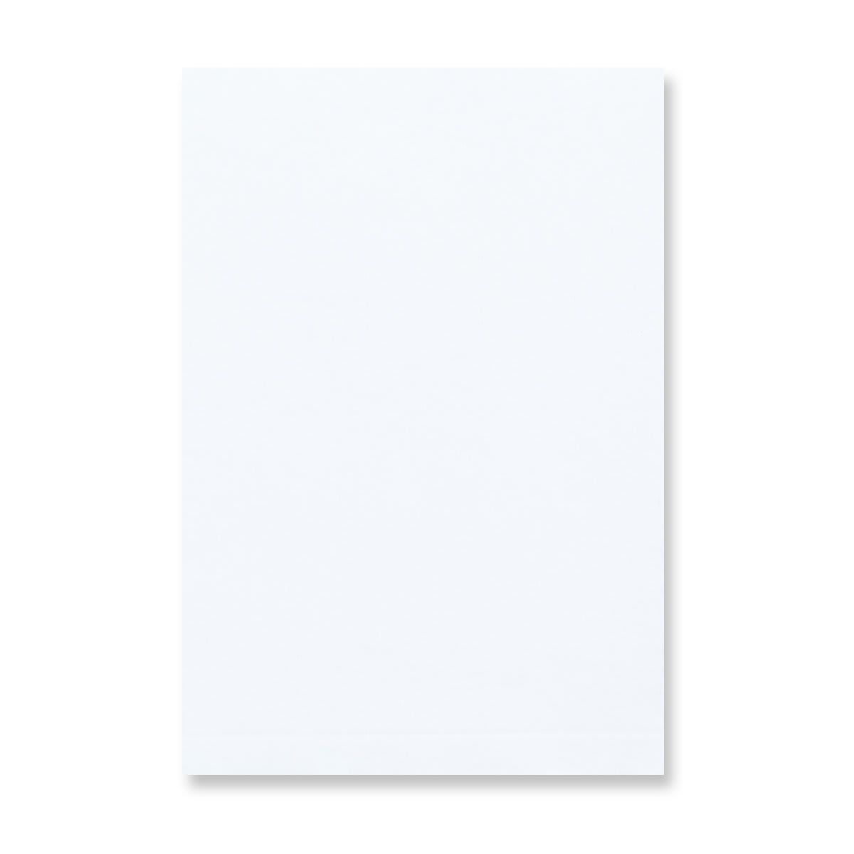C6 WHITE GUSSET ENVELOPES