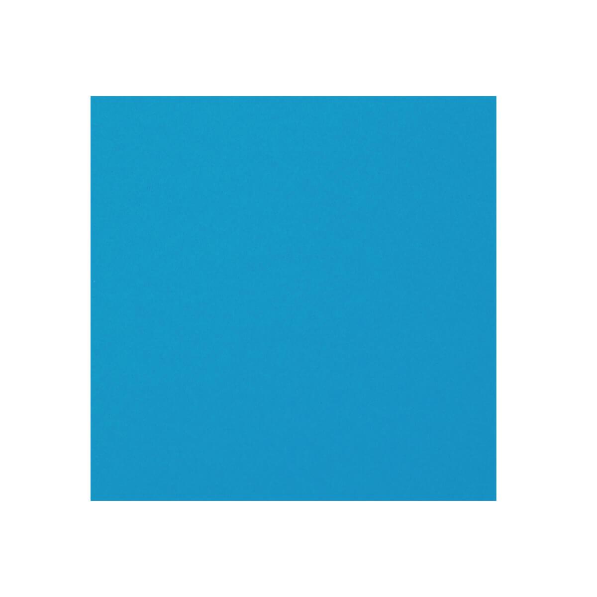 BRIGHT BLUE 220mm SQUARE PEEL & SEAL ENVELOPES