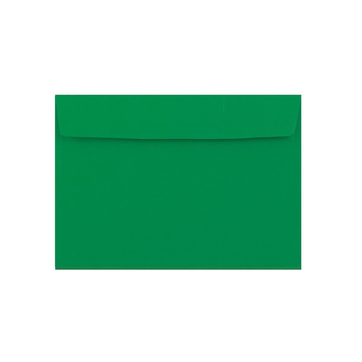 C5 DEEP GREEN PEEL AND SEAL ENVELOPES